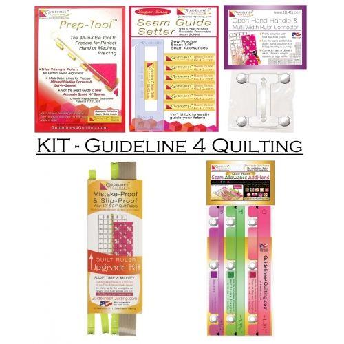 Seam Guides - Guida per cuciture precise - 6pz