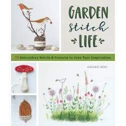 Garden Stitch Life, Kazuko Aoki