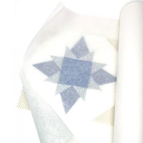 Carta a Strappo Semi-Trasparente per Free Motion