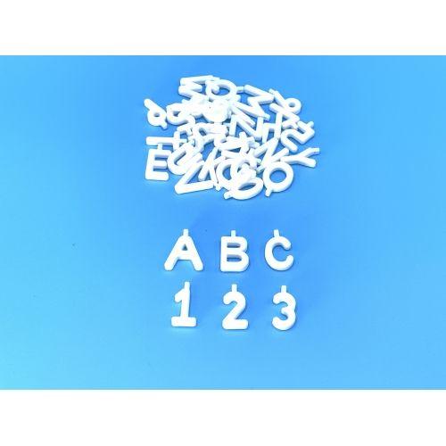 Pinnable Quilt Block Markers - Lettere e Numeri Segna Blocchi Patchwork