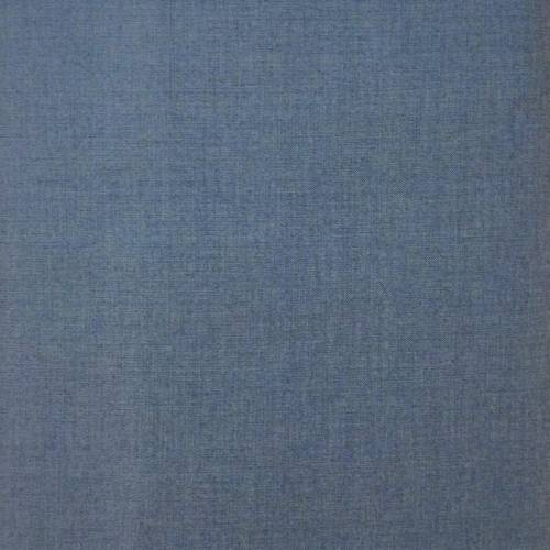 Moda Fabrics French General, Tessuto Blu Denim Tinta Unita