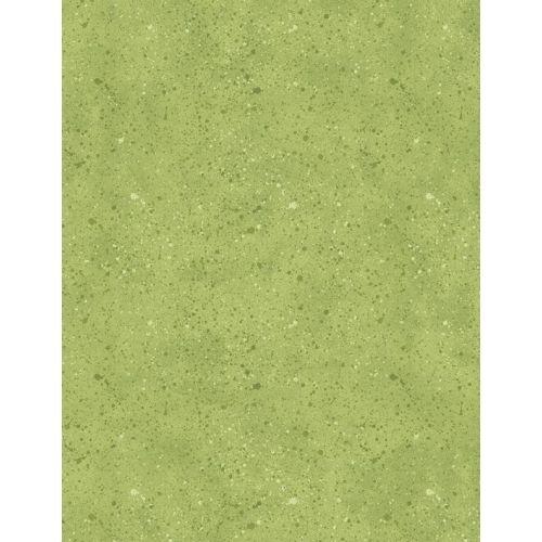Wilmington Prints Essentials, Tessuto Verde Prato Marmorizzato