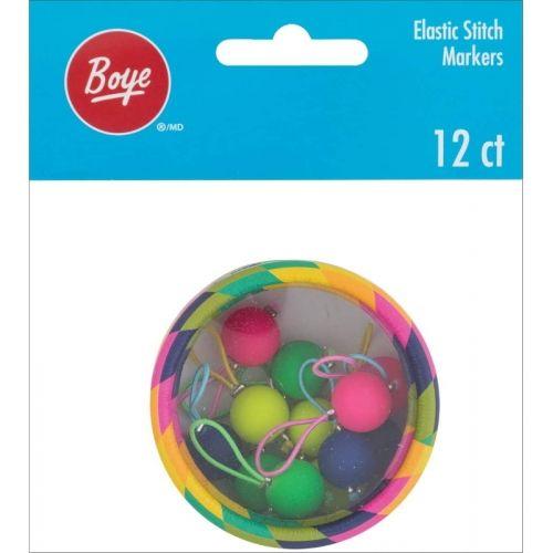 Boye Elastic Stitch Markers
