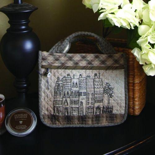 Parisian Handbag by Yoko Saito
