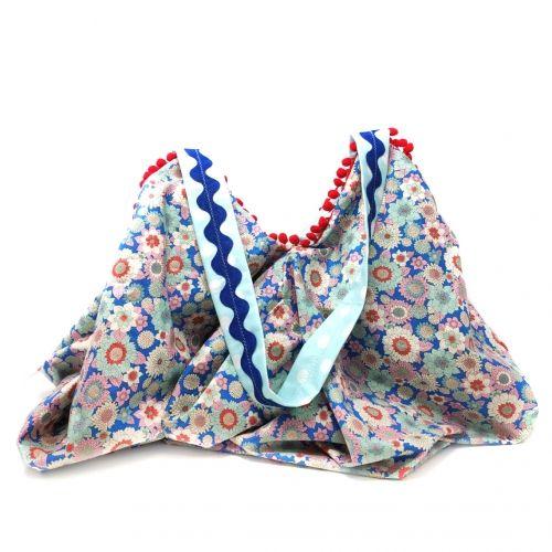 Cartamodello Sacca Mare Origami