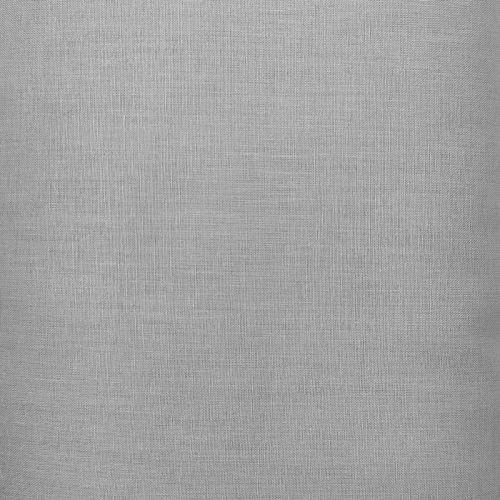 Tessuto Tinto in Filo, Grigio Medio Solido H150 cm