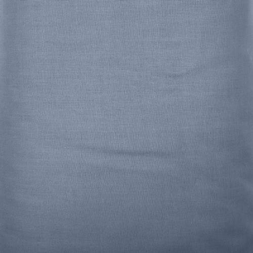 Tessuto Tinto in Filo, Grigio Blu Solido H150 cm