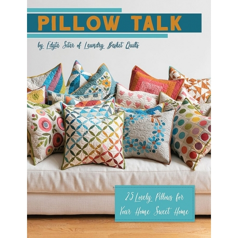 Pillow Talk Book, Edyta Sitar