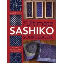 The Ultimate Sashiko Sourcebook, Akemi Shibata