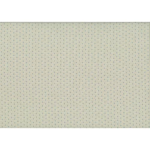 Lecien Centenary 25th by Yoko Saito, tessuto beige a pois