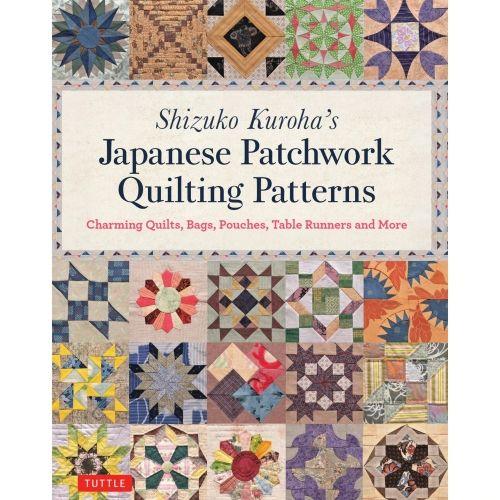 Japanese Patchwork Quilting Patterns, Shizuko Kuroha