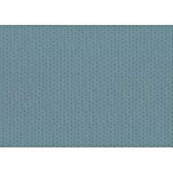 Lecien Centenary 25th by Yoko Saito, tessuto azzurro polvere a pois