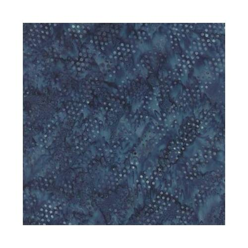 Moda Fabrics Blue Barn Batiks, Tessuto Batik Blu