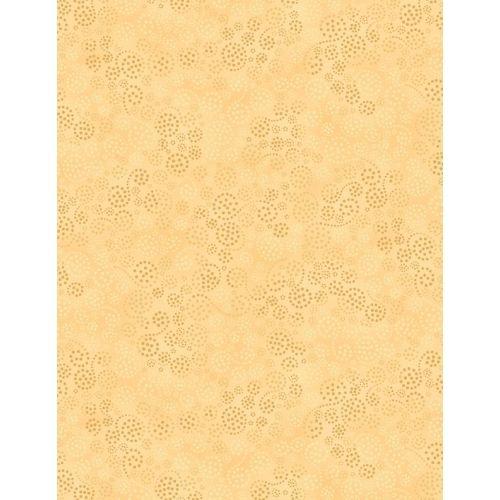 Wilmington Prints Essentials Sparkles, Tessuto giallo con scintille