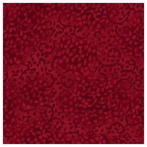 South Sea Import, Collezione Complements, Tessuto Rosso Sfumato