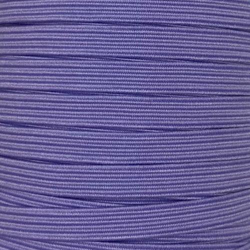 Nastro Elastico Piatto da 5 mm - Viola