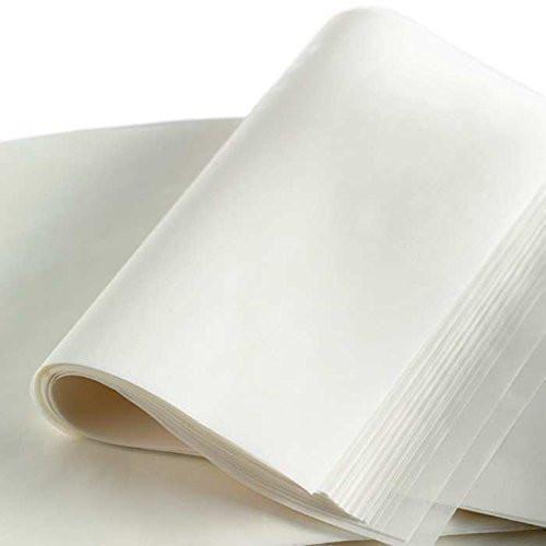 5 Fogli di Carta Freezer Paper - 35 x 50 cm