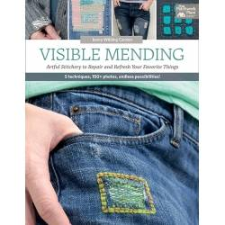Visible Mending, Artful Stitchery to Repair and Refresh Your Favorite Things