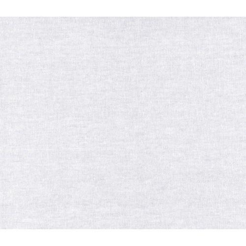 Tessuto Lino Cotone Bianco Tinto in Filo