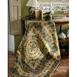 Creating Heirlooms, One Stitch at a time, Carolyn Konig