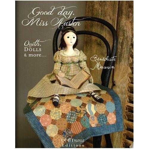 Good day, Miss Austen, Benedicte Maurin