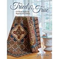 Tried & True : 13 Classic Quilts for Reproduction Fabrics, Jo Morton - Martingale Martingale - 1
