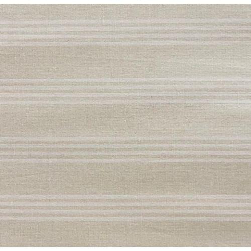Moda Fabrics, Tessuto Fondo Beige con Righe Bianche