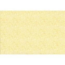 Lecien Madame Fleur by Jera Brandvig, tessuto giallo con campo di fiori