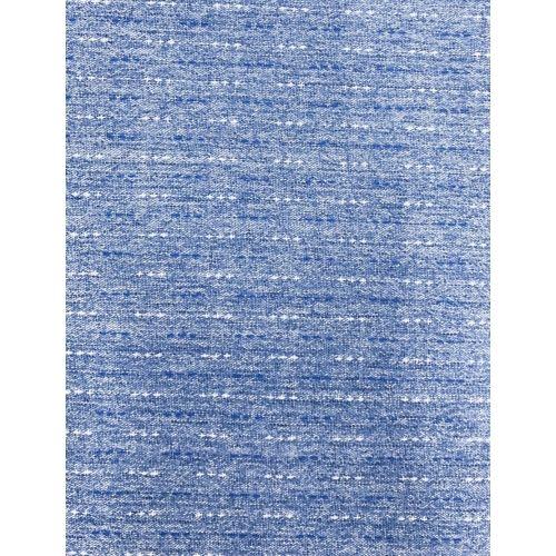 Tessuto Giapponese Tinto in Filo, Tessuto sui toni del blu