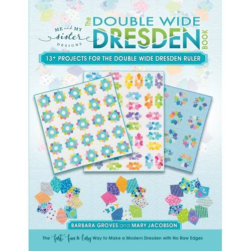 The Double Wide Dresden Book by Barbara Groves, Mary Jacobson