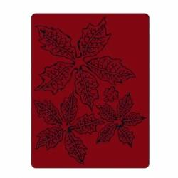 TIEF Tattered Poinsettia by Tim Holtz
