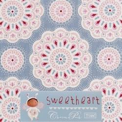 Tilda 110 Dolies Blue Light Sweetheart