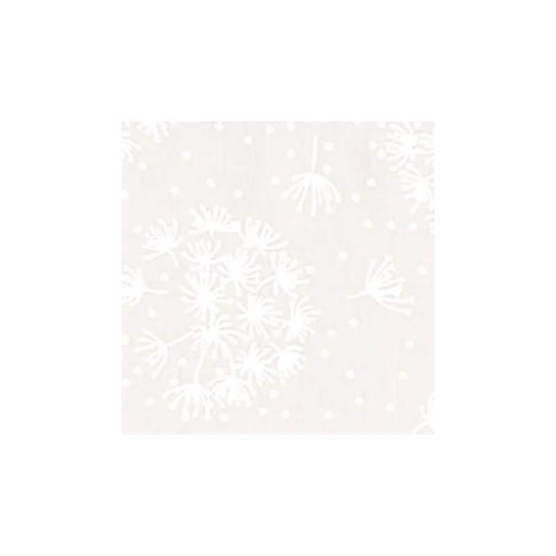 Tessuto Bianco con Soffioni Tono su Tono, Basic Palette Stim Italia srl - 1