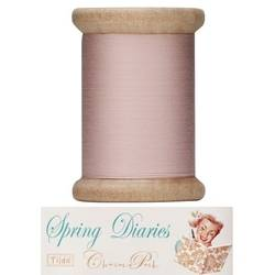 Tilda sewing thread 400 mt pink Spring Diaries