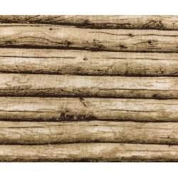 Moda Fabrics Modascapes, Tessuto Beige Effetto Corteccia