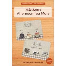 Yoko Saito's Afternoon Tea Mats
