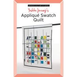 Yoshiko Jinzenji's Appliqué Swatch Quilt