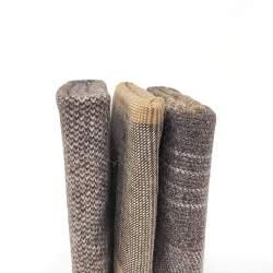 Pacchetto di Tessuto di Lana per Infinity Scarf, da circa 50 x 55 cm