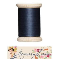 Tilda sewing thread 400 mt dark blue Memory Lane