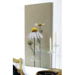 Acufactum, Kreuzstichmuster Sommerblume, Kit Punto Croce
