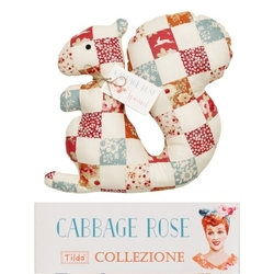"Tilda kit Patchwork Squirrel ""Cabbage Rose"""