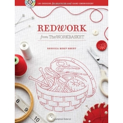 Redwork from The Workbasket: 100 Designs for Machine and Hand Embroidery