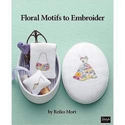 Floral Motifs to Embroider di Reiko Mori