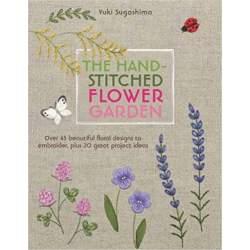 Hand Stitched Flower Garden