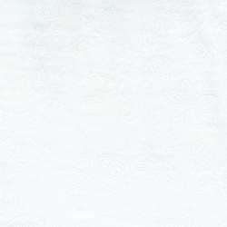 Basic Palette, Tessuto Retro Quilt Bianco con Fiori e Farfalle Tono su Tono