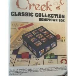 Classic Collection - Hometown Box, Schema Punto Croce