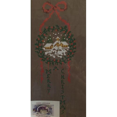 A Merry Christmas, Schema Punto Croce