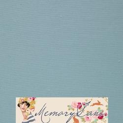 "Tilda 110 Solid Fabric Teal ""Memory Lane"""
