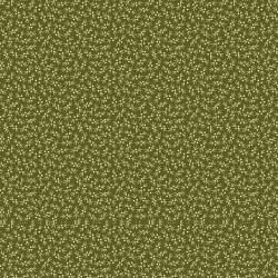 EQP Tomorrow's Heritage - Snowbird Juniper Green, Tessuto Verde Ginepro con Zampette di Uccello