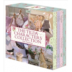 The Tilda Characters Collection: Birds, Bunnies, Angels and Dolls, Tone Finnanger